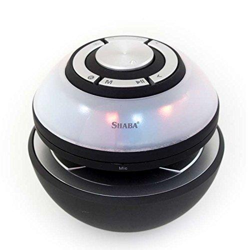 Bluetooth Lautsprecher, Wirelss Tragbar Speaker Kabellos Musikbox Box Dual-Treiber Wireless Speakers LED USB Wireless Bluetooth Lautsprecher Freisprechfunktion Stereo Smartphone Lautsprecher