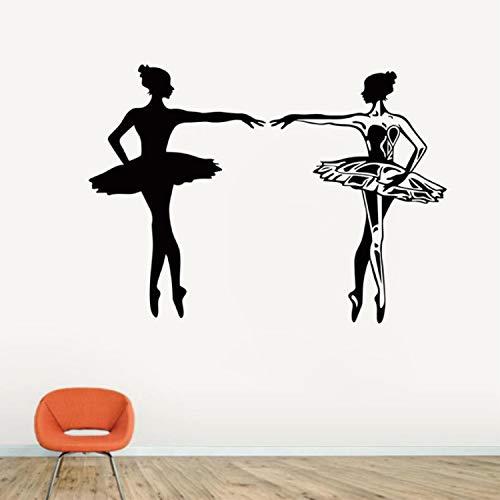 Tanzen Ballett Mädchen Wandtattoo Worte Für Kinder Kinderzimmer Tanzen Room Dance Training Sites