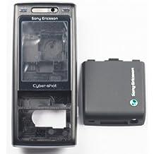 Guscio per SonyEricsson K790 Black (Front+Lens+Middle+B.C+Flip Camera)