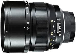 Zhongyi Speedmaster 85 Mm F 1 2 Manual Control Objektiv Kamera