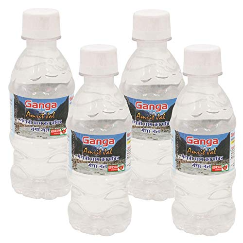 Sudarshan Ayurveda Ganga Jal, 250 ml  Pack of 4
