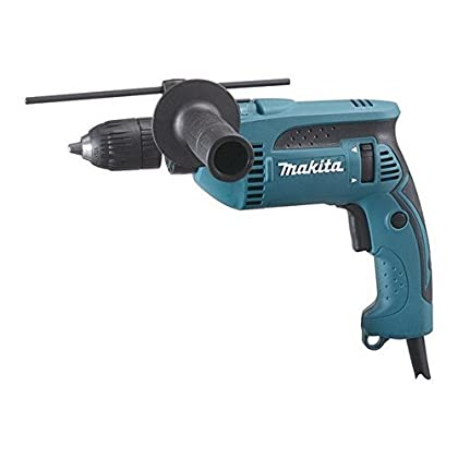 Makita HP1641 Taladro Percutor 680W 2 Kg 2800 RPM Portabrocas Automatico, 0 W, 240 V