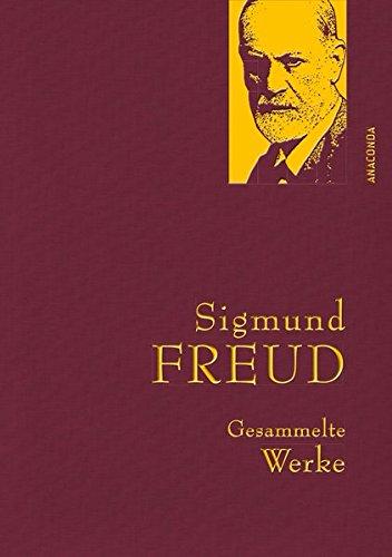 Sigmund Freud - Gesammelte Werke (IRIS®-Leinen)