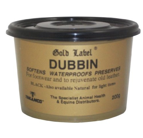 Gold Label Dubbin Softens
