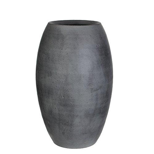 Mica decorations 240678 Vase, Vera, grau