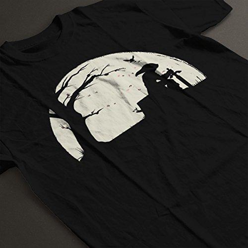 Zelda Breath Of The Wild Know Your Destiny Women's T-Shirt Black