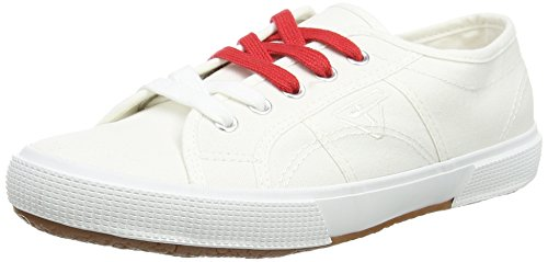 Tamaris Damen 23610 Sneakers Weiß (White 100)