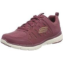 Skechers Flex Appeal 3.0-Billow, Zapatillas para Mujer
