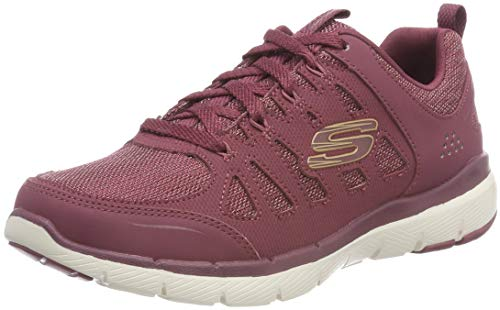 Flex Appeal 3.0 Billow, Baskets Femme, Burgundy, 40 EU