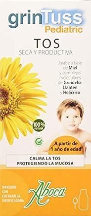 Aboca Grintuss Pediatric Jarabe Niños Para La Tos - 180 g