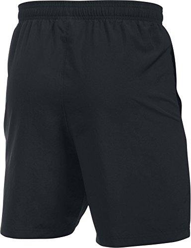 Under-Armour-Ua-8-Woven-Graphic-Short-Pantaln-Corto-Para-Hombre-Negro-Black-S