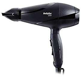 BaByliss 6613de 2200 W Black - 41FIDeDA4CL - BaByliss 6613DE 2200 W Black Hair Dryer