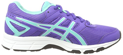 Asics Gel-galaxy 8 Gs, Chaussures de Running Entrainement Mixte adulte Bleu (blueberry/blue green/silver 5283)