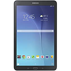 "Samsung Galaxy Tab E 9.6"" Tablet Black Quad Core 1.3GHz 1.5GB RAM 8GB Android"