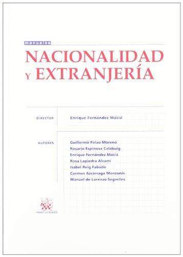 Nacionalidad y extranjería
