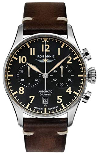 Junkers Armbanduhr 5122-2 Herrenuhr