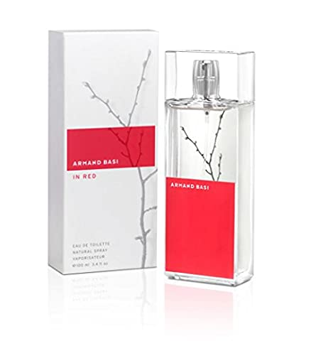 Armand Basi in Red Eau de Toilette - 100 ml