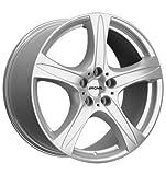 RONAL R55 SUV CRYSTALL SILV 5X130 ET55 HB71.5 R55 SUV CRYSTALL SILV