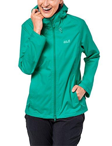 Jack Wolfskin Arroyo Hardshelljacke Damen, Wetterschutz Funktionsjacke für Damen, wasserdi Preisvergleich