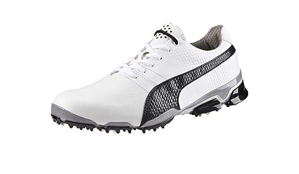Puma Titantour Ignite Men Golfschuhe Golf white leather