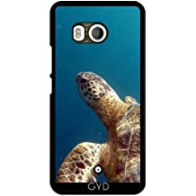 Custodia per Htc U11 - Tartaruga Sealife Animale Acqua by WonderfulDreamPicture