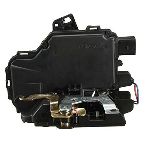 Mecanisme de verrouillage de porte - SODIAL(R)Mecanisme de verrouillage de porte arriere a droite pour VW GOLF BORA LUPO PASSAT B5