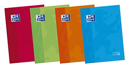 Oxford School - Pack de 5 recambios de colores