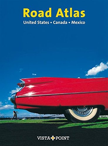 Road Atlas & Routenplaner: United States · Canada · Mexico (Atlanten) (State Atlas)