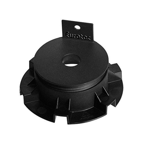 50 Stück Eurotec Minifoot / Eco S Verstellfüße Stelzlager aus Hartkunststoff 2,5 - 4,0 cm