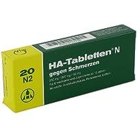 Ha Tabletten N 20St preisvergleich bei billige-tabletten.eu