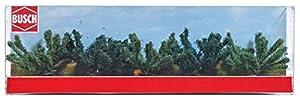 Busch 6061 - Juego de arbustos de Verano (Escala 5/A)