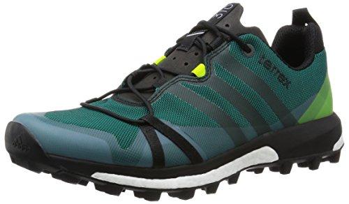Adidas Performance TERREX AGRAVIC Scarpe da Trekking Verde per Uomo