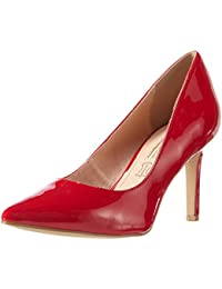BUFFALO H733-c002a-4 P2010l Patent - Tacones Mujer