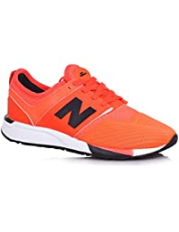 zapatillas new balance naranjas
