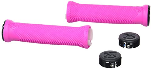 Race Face MTB-Griffe Love Handle Lock-On Pink