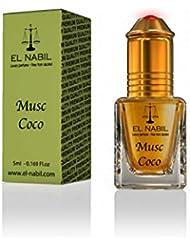 EL NABIL 5ml Musc Coco 100% huile