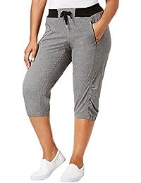 79caed349fcf1 Calvin Klein Performance Capri - Pantalón elástico para Mujer (Talla Grande)