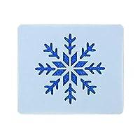 Festive Snowflake Face Painting Stencil 6cm x 7cm 190micron Washable Reusable