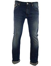 Franklin & Marshall - Jeans - Homme Bleu Super Vintage