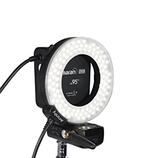 Aputure ahl-hc100 2 nd Generation Perlen LED Makro-Flash – Schwarz