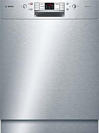 Bosch SMU53L15EU Serie 6 Unterbaugeschirrspüler / A++ / 12 Maßgedecke / 46 db / Edelstahl / 3-fach Wasserschutz / 59.8 cm
