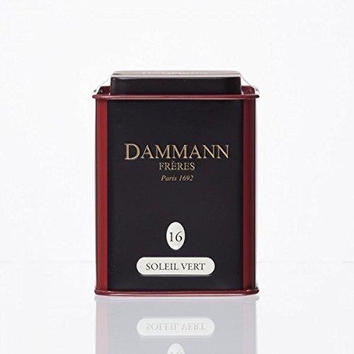 Dammann Frères - Thé SOLEIL VERT -100gr boite