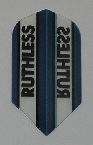 3-sets-xtra-strong-ruthless-slim-blue-flights-by-us-darts-flights