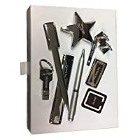 Cufflinks USB Money Clip Pen Box Gift Set Garden Wellington Boots Engraved