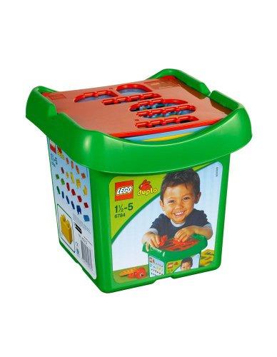 Duplo Eimer Lego (LEGO Duplo Steine & Co. 6784 - Formensortier-Eimer)