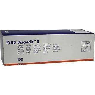 BD DISCARDIT II Spritze, 100X10 ml
