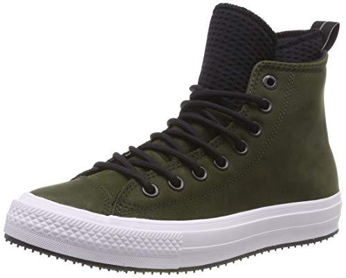 Converse Unisex-Erwachsene Chuck Taylor All Star WP Boot Hohe Sneaker, Grün (Utility Green/Black/White 316), 46 EU