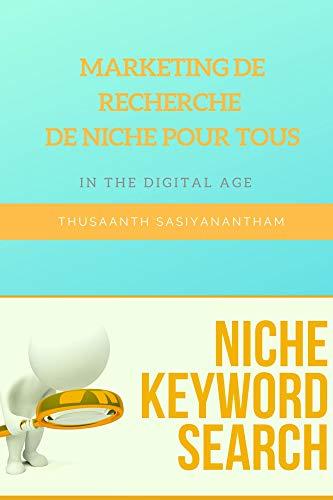 Couverture du livre Marketing de recherche de niche pour tous