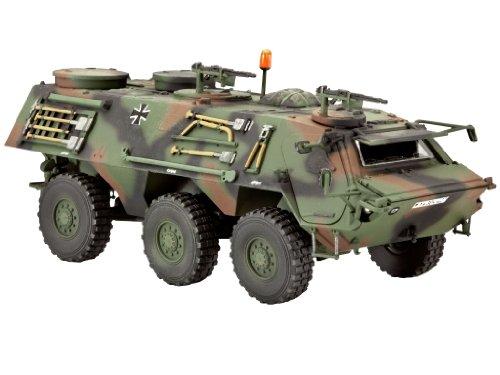 Preisvergleich Produktbild Revell 03114 - TPz Fuchs A4 im Maßstab 1:72