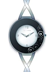 Ted Lapidus - A0530RAPX - Montre Femme - Quartz Analogique - Cadran - Bracelet Métal Argent